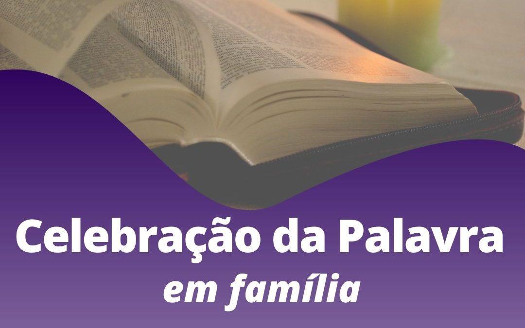 #FiqueEmCasa: subsídio da Celebração da Palavra para o 5º Domingo da Quaresma