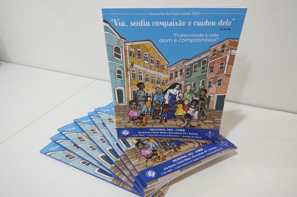 CNBB NE2 disponibiliza versão digital do livro da Campanha da Fraternidade 2020