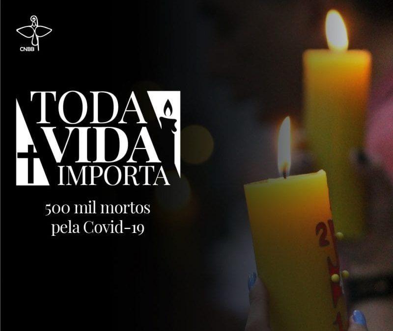 """Arquidiocese adere à campanha """"Toda Vida Importa"""""""