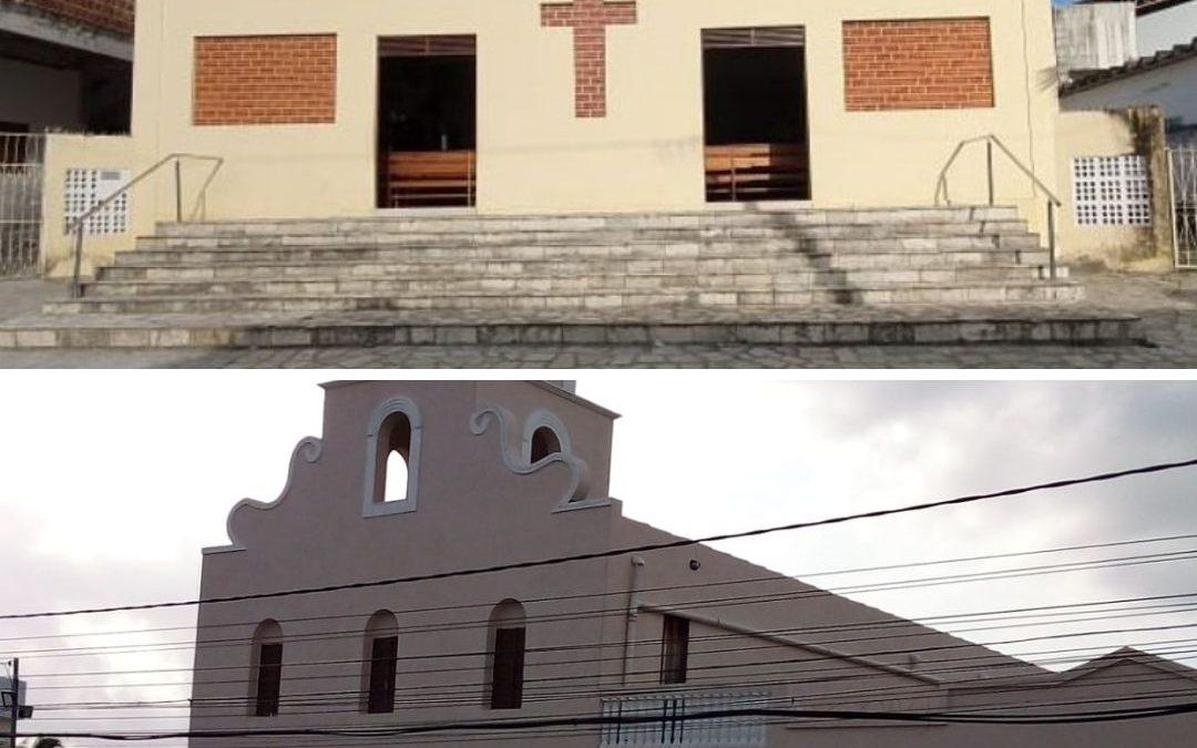Arquidiocese cria novas Paróquias: Sagrada Família e Maria Mãe da Igreja