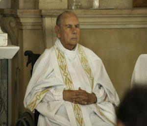 PESAR: Arquidiocese se despede do Mons. Marcos Augusto Trindade